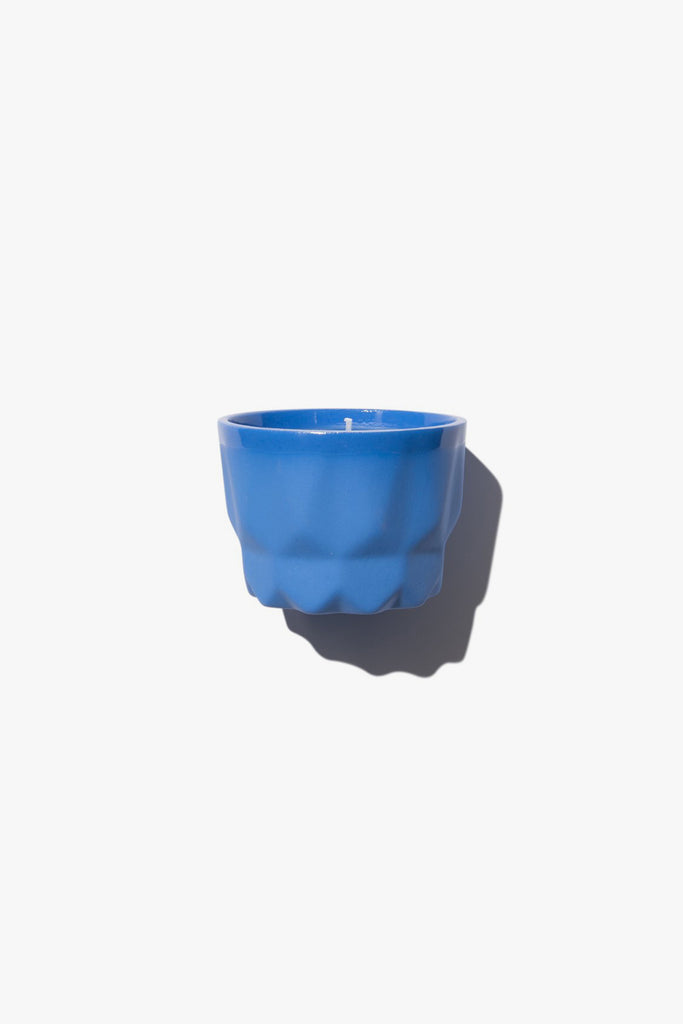 Blue Porcelain Candle | Sky