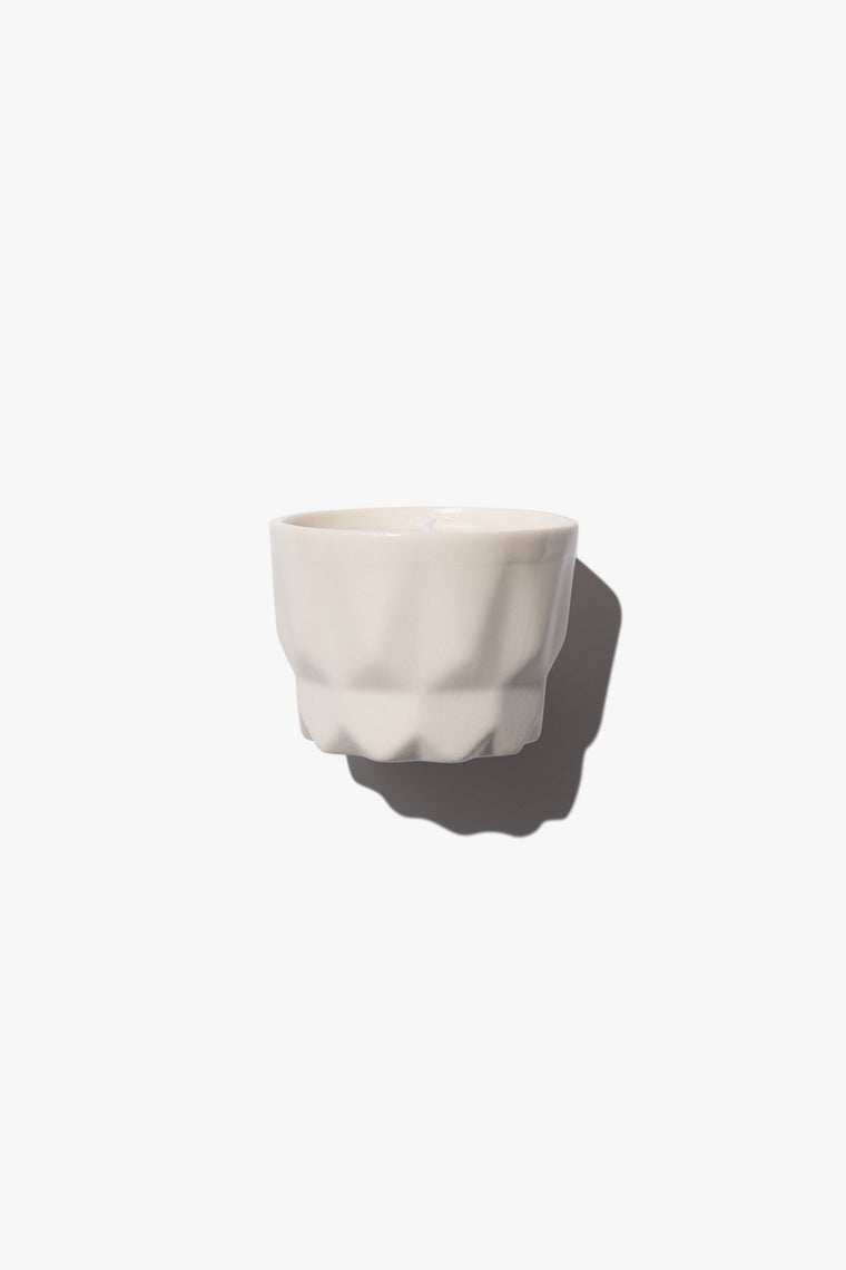 Porcelain Candle | Bone