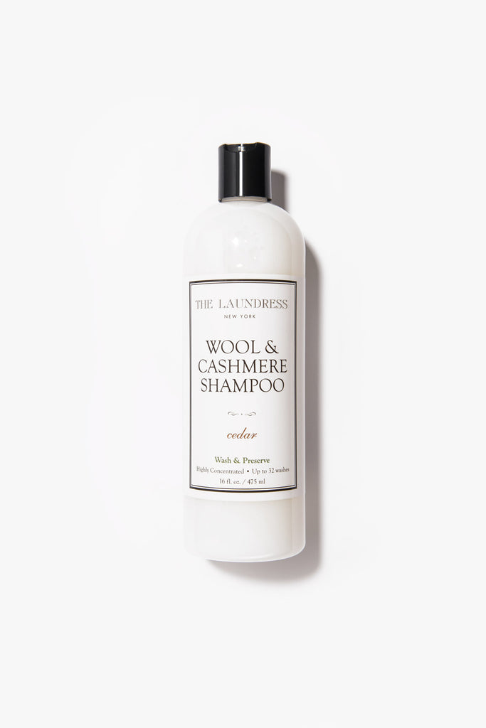 Wool and Cashmere Shampoo