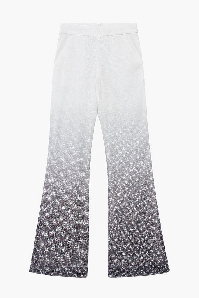 Ombré Beaded Pants