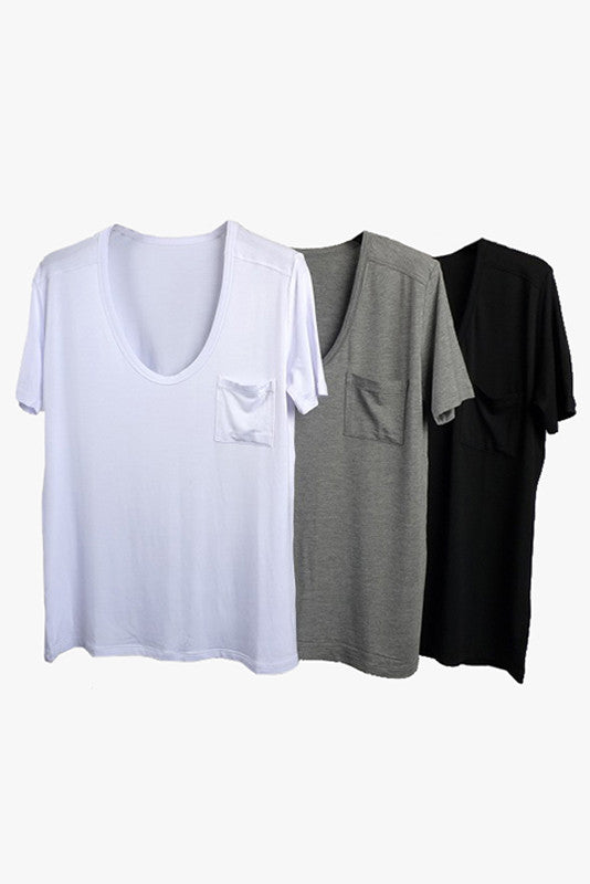 Oversized Loose Easy Fit Tee Shirt
