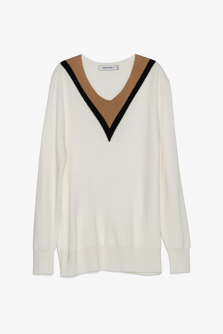 Soft Wool Blend Sweater
