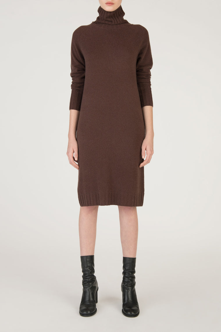 Wool Cashmere Dress