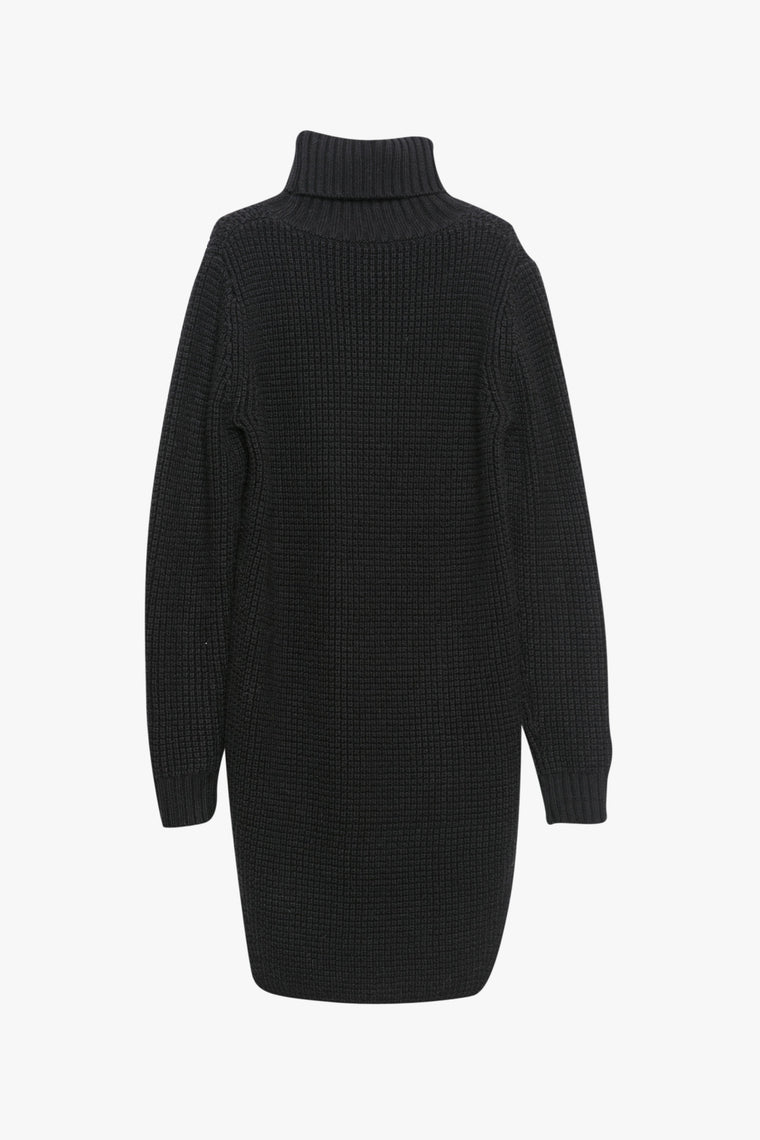 Long Turtleneck Sweater