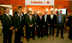 Canadian Industry Delegation to IAEA General Conference - Sept 2016