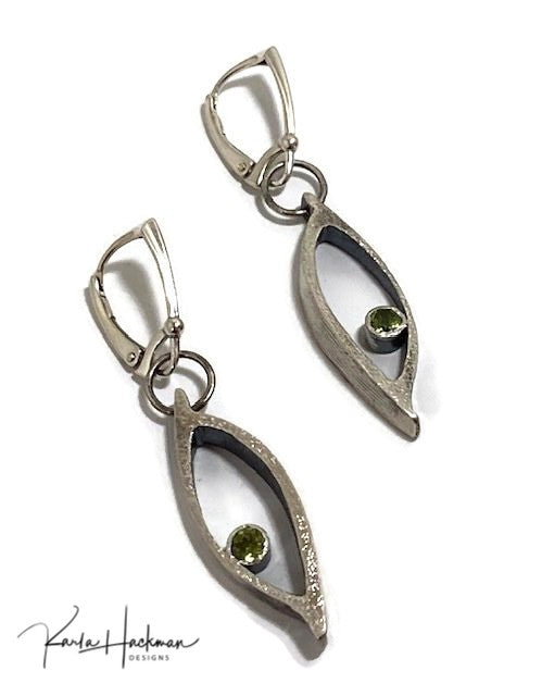 Ellipsed Earrings
