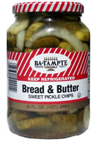 Bread & Butter Pickles - Ba Tampte - Grateful Produce Box