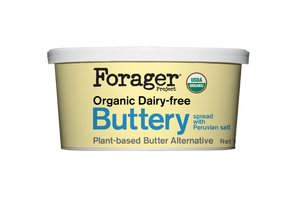 Forager's Butter (Non Dairy) - 10 oz - Grateful Produce Box