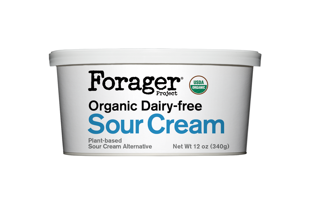 Forager's Sour Cream (Non Dairy) - Grateful Produce Box
