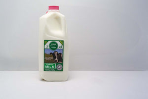 Premium Fresh Hudson Valley Milk - Low Fat - 1/2 Gallon - Grateful Produce Box
