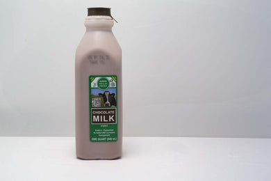 Premium Fresh Hudson Valley Chocolate Milk - 1 Quart - Grateful Produce Box