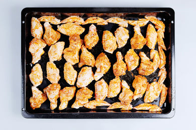 Ready to Cook Wings - 2 lb. Pack - Grateful Produce Box
