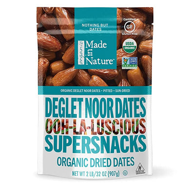 Made in Nature Organic Dates - Grateful Produce Box