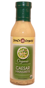 Organic Caesar Dressing (Brad's) - Grateful Produce Box