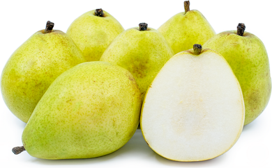 Anjou Pears - 12-pack - Grateful Produce Box