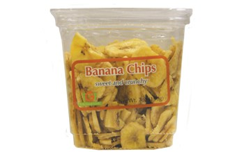 Banana Chips - Grateful Produce Box