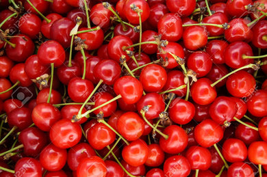 Cherries - California first of the season! - 2 lb. bag. - Grateful Produce Box