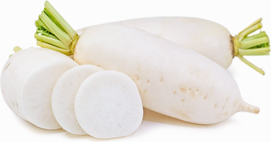 Daikon Radish - 3 Pack - Grateful Produce Box