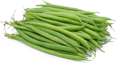 French Beans 5 lbs. - Grateful Produce Box