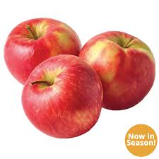 Honeycrisp Apples - 4 pack - Grateful Produce Box