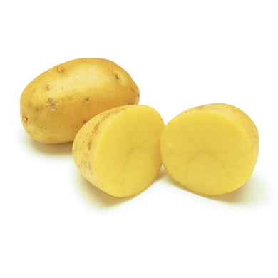 Organic Honeygold Baby Potatoes - 24 oz. - Grateful Produce Box