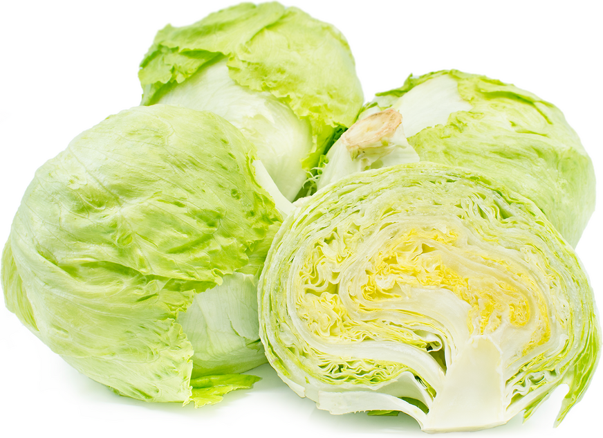 Organic Iceberg Lettuce Cello - 2 Pack - Grateful Produce Box