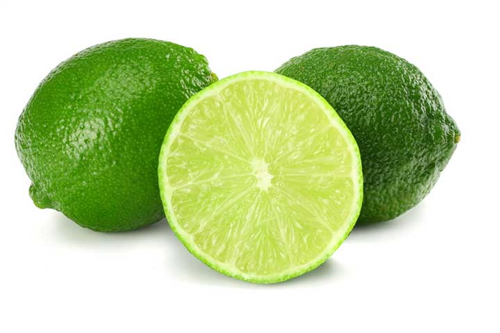 Limes - Pack of 4 - Grateful Produce Box