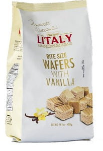 Bite Size Vanilla Wafers - 14.1 oz - Grateful Produce Box