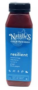 Natalie's Holistic Resilient - 10 oz. Bottle - Grateful Produce Box