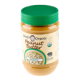 Brad's Organic Peanut Butter - Grateful Produce Box