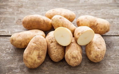 Organic Russet Potatoes - 3 lb Bag - Grateful Produce Box