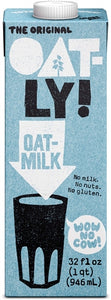Oat Milk - 1 Quart - Oatly - Grateful Produce Box