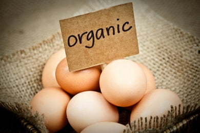 1 Dozen Organic Eggs - Grateful Produce Box