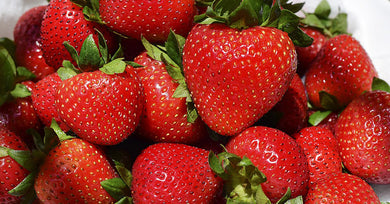 1 lb. Organic Strawberries - Grateful Produce Box