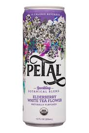 PETAL - Elderberry, White Tea - 12 oz - Grateful Produce Box