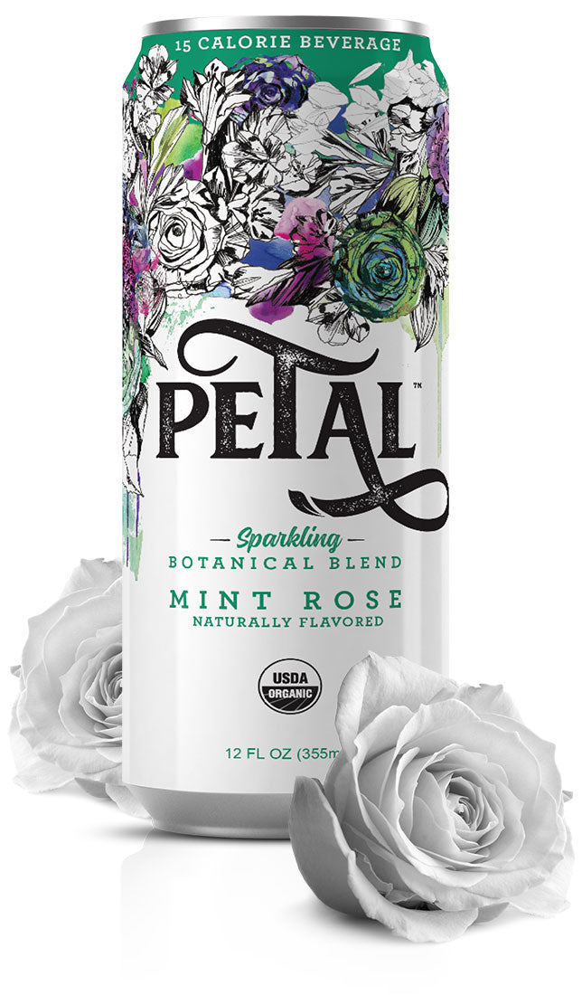 PETAL - Mint Rose - 12 oz - Grateful Produce Box