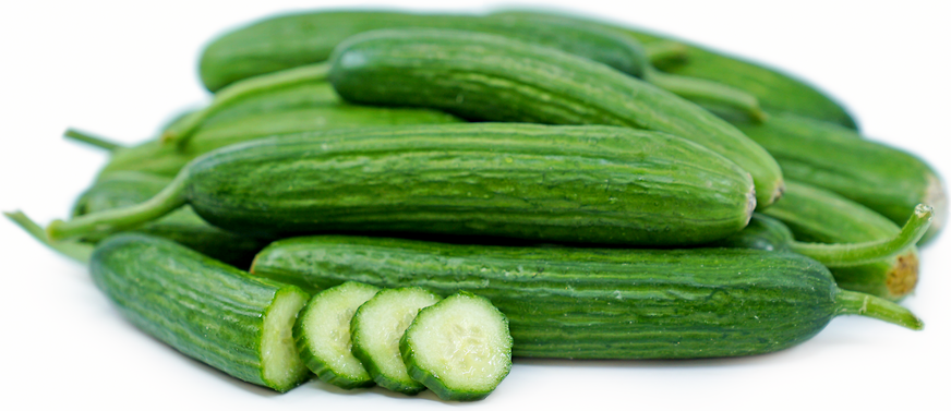 Organic Persian Cucumber 12 oz. - Grateful Produce Box