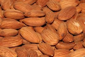 Raw Almonds - 9 oz - Grateful Produce Box