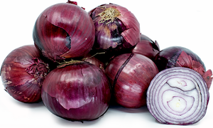 Red Onion Cello - 2 lb. Bag - Grateful Produce Box
