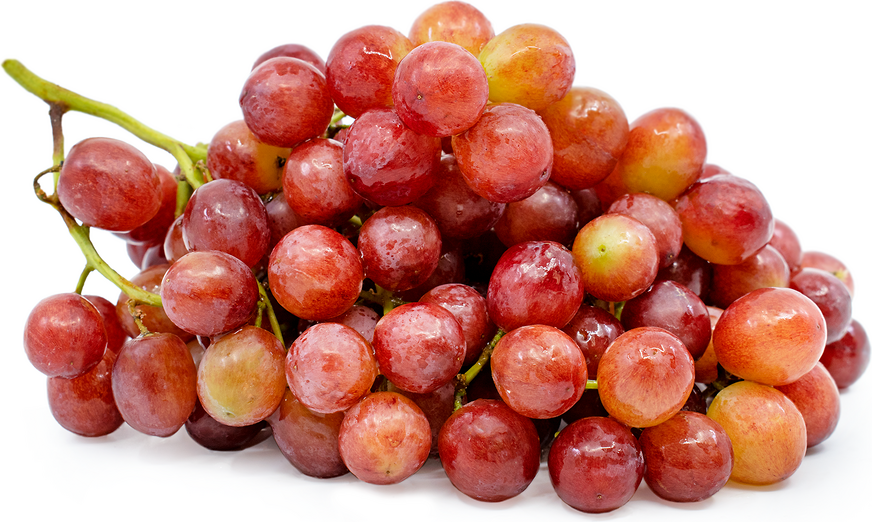 Organic Red Grapes 1.5LB - Grateful Produce Box