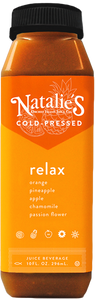 Natalie's Holistic Relax - 10 oz. Bottle - Grateful Produce Box