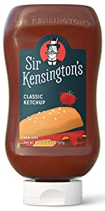 Sir Kensington Classic Ketchup (non GMO) - 20 oz - Grateful Produce Box