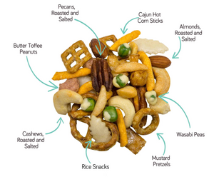 Happy Hour Snack Mix - Grateful Produce Box