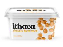 Load image into Gallery viewer, Ithaca Hummus - Classic - 10 oz. - Grateful Produce Box