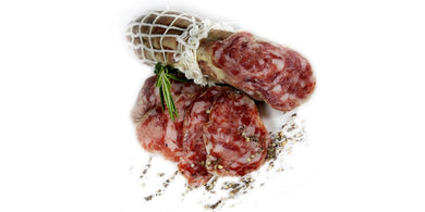 Salumeria Biellese - Soppressata Sliced 2lb. - Grateful Produce Box