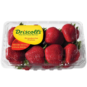 Driscoll Strawberries - 1 lb. - Grateful Produce Box