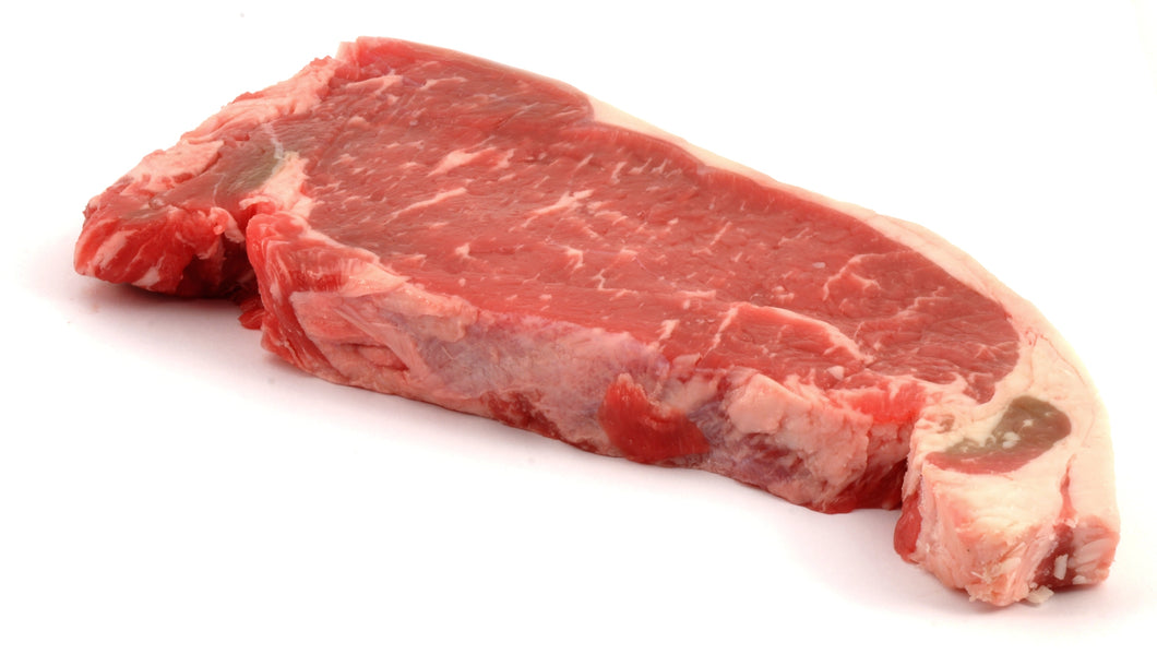 14 oz. Strip Steak - Prime - Grateful Produce Box