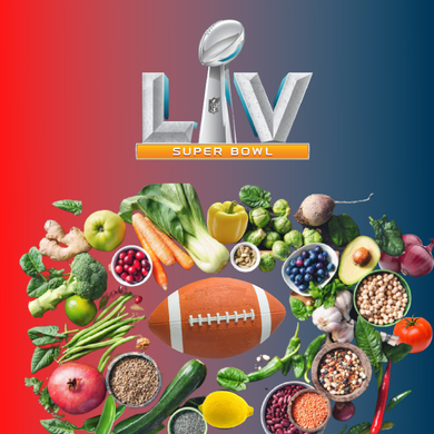 Fresh Produce for Your Super Bowl Party - Grateful Produce Box
