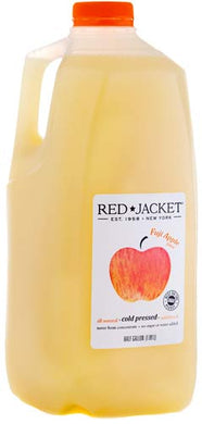Red Jacket - Cold Pressed Apple Cider - 1/2 Gallon - Grateful Produce Box