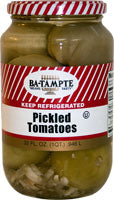 Pickled Tomatoes - Ba Tampte - Grateful Produce Box